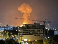 Primele concluzii privind explozia de la Azomures: A cedat sudura unei conducte. Incidentul nu a avut impact asupra mediului
