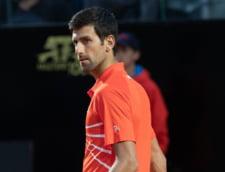 Primele cuvinte spuse de Novak Djokovici, la capatul finalei pierdute la Roma cu Rafa Nadal