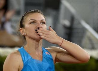 Primele declaratii ale Simonei Halep la WTA Bucharest Open: Sper sa nu dezamagesc