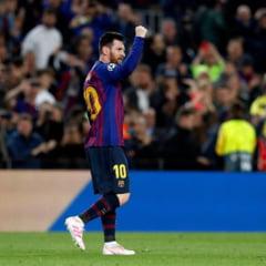 """Primele declaratii ale lui Messi dupa dezastrul de la Liverpool: """"Am facut un meci jalnic"""""""