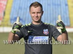 Primele declaratii ale portarului Bogatinov la Steaua