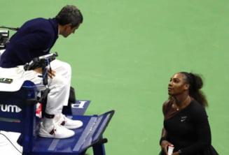 Primele declaratii facute la rece de Serena Williams, dupa scandalul provocat in finala de la US Open