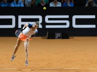 Primele explicatii ale Simonei Halep dupa infrangerea din semifinale la Stuttgart