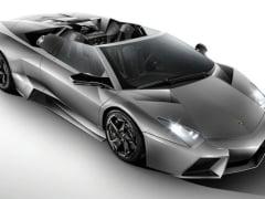 Primele imagini cu Lamborghini Reventon Roadster (Galerie foto)