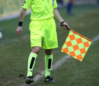 Primele masuri dupa gravele greseli de arbitraj din Liga 1