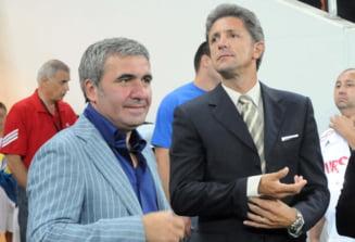Primele neintelegeri intre Gica Popescu si Gica Hagi: Patronul Viitorului l-a criticat public
