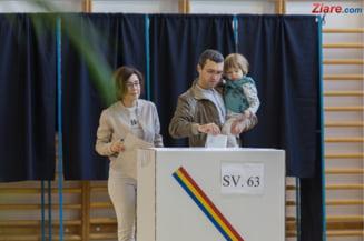 Primele rezultate exit-poll o dau pe Dancila pe locul 2, la mare distanta de Barna. Iohannis castiga detasat