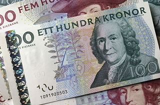 Primele semne de panica financiara in Suedia