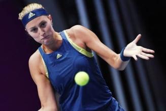 Primele surprize la turneul de la Doha: Doua favorite au fost eliminate