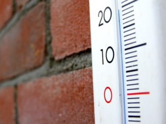 Primele temperaturi negative din aceasta toamna. Prognoza meteo pentru urmatoarele zile