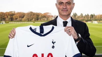 Primele transferuri cerute de Mourinho la Tottenham