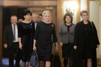 Primul CEx al PSD din 2019: Dragnea vrea sa lase serviciile secrete fara bani, Dancila anunta OUG pe justitie in cel mai scurt timp