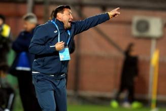 Primul antrenor care anunta ca vrea sa-i ia locul lui Cosmin Contra la echipa nationala: Abia astept