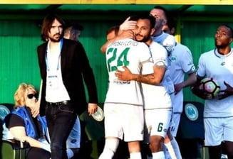 Primul antrenor dat afara in acest sezon de Liga 1