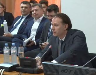 Primul aviz negativ pentru ministrii lui Orban a fost primit de Florin Citu, propus la Finante