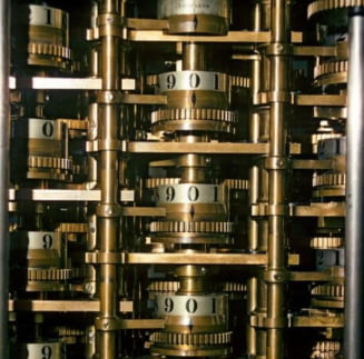 Primul calculator cu aburi, construit acum 173 de ani
