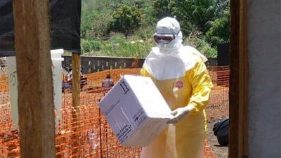 Primul caz de Ebola in America (Video)