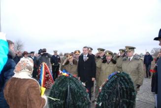 Primul cimitir militar romanesc din Rusia, dedicat soldatilor cazuti la Stalingrad (Foto&Video)