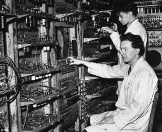 Primul computer implineste 60 de ani (Galerie FOTO)