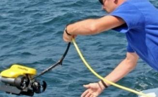 Primul concurs de roboti subacvatici din Romania, in weekend
