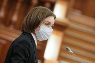 Primul discurs al Maiei Sandu în fața noului parlament ales, după alegerile anticipate din Republica Moldova