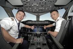 Primul ecran integrat cu touchscreen pentru cabina pilotilor care a fost certificat in Uniunea Europeana