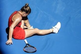 Primul efect al accidentarii: Simona Halep vrea sa se retraga de la urmatorul turneu