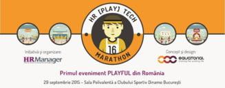 Primul eveniment PLAYFUL din Romania: Tehnologia schimba industrii, companii si joburi