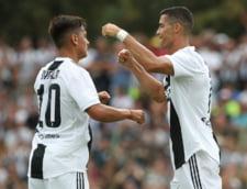 Primul gol marcat de Cristiano Ronaldo pentru Juventus (Video)