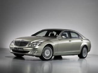 Primul hibrid LI-ION de la Mercedes Benz