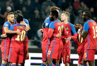 """Primul jucator care pleaca de la Steaua in 2016: Inca patru stelisti sunt pe """"lista neagra"""""""