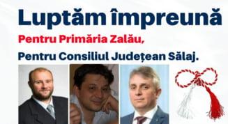 Primul judet in care PNL, USR si PLUS anunta candidati comuni la primarie si consiliul judetean