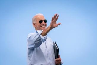 Primul lider strain cu care s-a intalnit Joe Biden, dupa preluarea mandatului. Jurnalistii de la Casa Alba nu au putut pune intrebari
