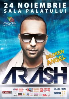 Primul mare concert Arash, in Bucuresti!