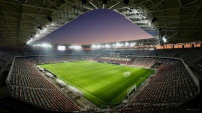 Primul meci din Romania la care spectatorii vor fi reprimiti pe stadion