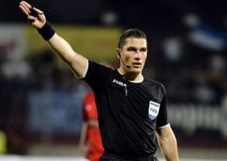 Primul meci pentru arbitrul Istvan Kovacs la EURO 2020. Ce partida va conduce la turneul final