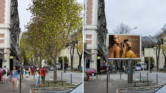 Primul oras european care a renuntat la panourile publicitare