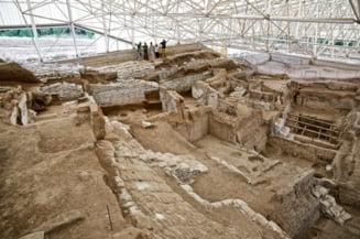 Primul oras mare din neolitic era asa de suprapopulat, incat oamenii au ajuns sa se omoare intre ei