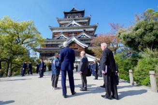 Primul presedinte american la Hiroshima: Obama nu cere iertare