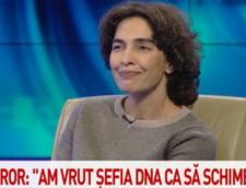 Primul procuror care si-a anuntat candidatura la sefia DNA lauda la Antena3 initiativele lui Toader privind Legile Justitiei