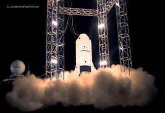 Primul satelit romanesc va fi lansat din Marea Neagra si trimis in spatiu. Cand are loc evenimentul