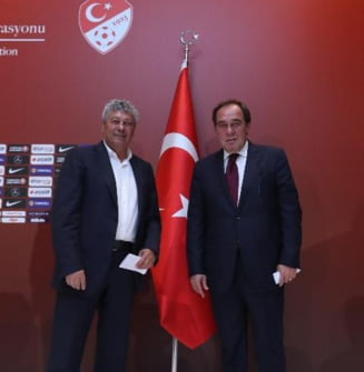 Primul succes important pentru Mircea Lucescu la nationala Turciei