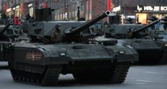 Primul tancodrom din Rusia, intr-o zona legendara din al Doilea Razboi Mondial