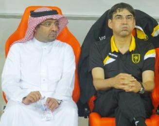 Primul transfer al lui Piturca in Arabia Saudita