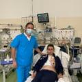 Primul transplant cardiac efectuat in Romania dupa declansarea crizei pandemice, la Targu Mures