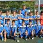 Primul turneu de fotbal juvenil, Hestia Junior's Cup, un eveniment de exceptie