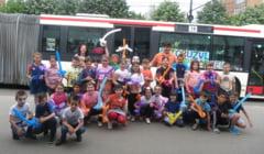 Prin lumea minunata a Autobuzului copilariei