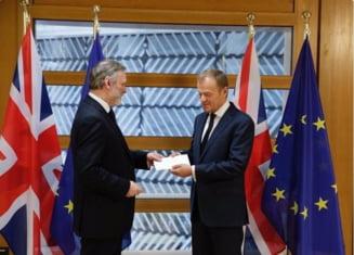 Principalele puncte ale scrisorii prin care Marea Britanie a declansat Brexit