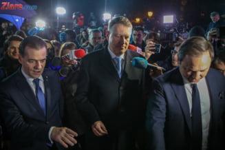 Principalele reactii dupa anuntarea rezultatelor exit poll