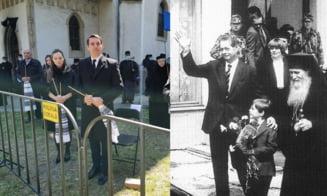 Principele Nicolae, prezent la slujba de inmormantare a Arhiepiscopului Pimen al Sucevei si Radautilor